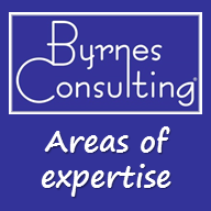 Picture - Byrnes Consulting Areas of expertise