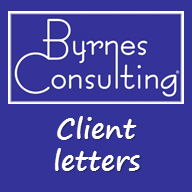 Picture - Byrnes Consulting Client letters