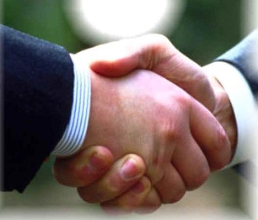 Picture - handshake