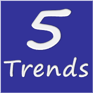 Picture - 5 Trends.  © 2011 Byrnes Consulting, LLC. All rights reserved.